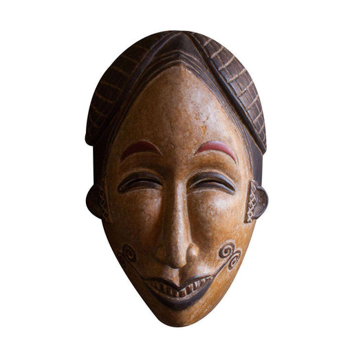 Ceremonial Tribal Mask Bobo Tribe - Africa Handmade