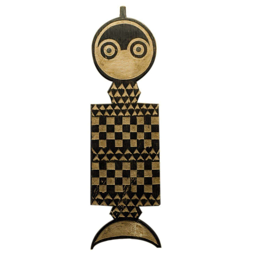 Decor Mask Burkina Faso Traditional - Africa Handmade