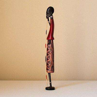 Masaai Man and Woman Combo (Kenya) - Africa Handmade