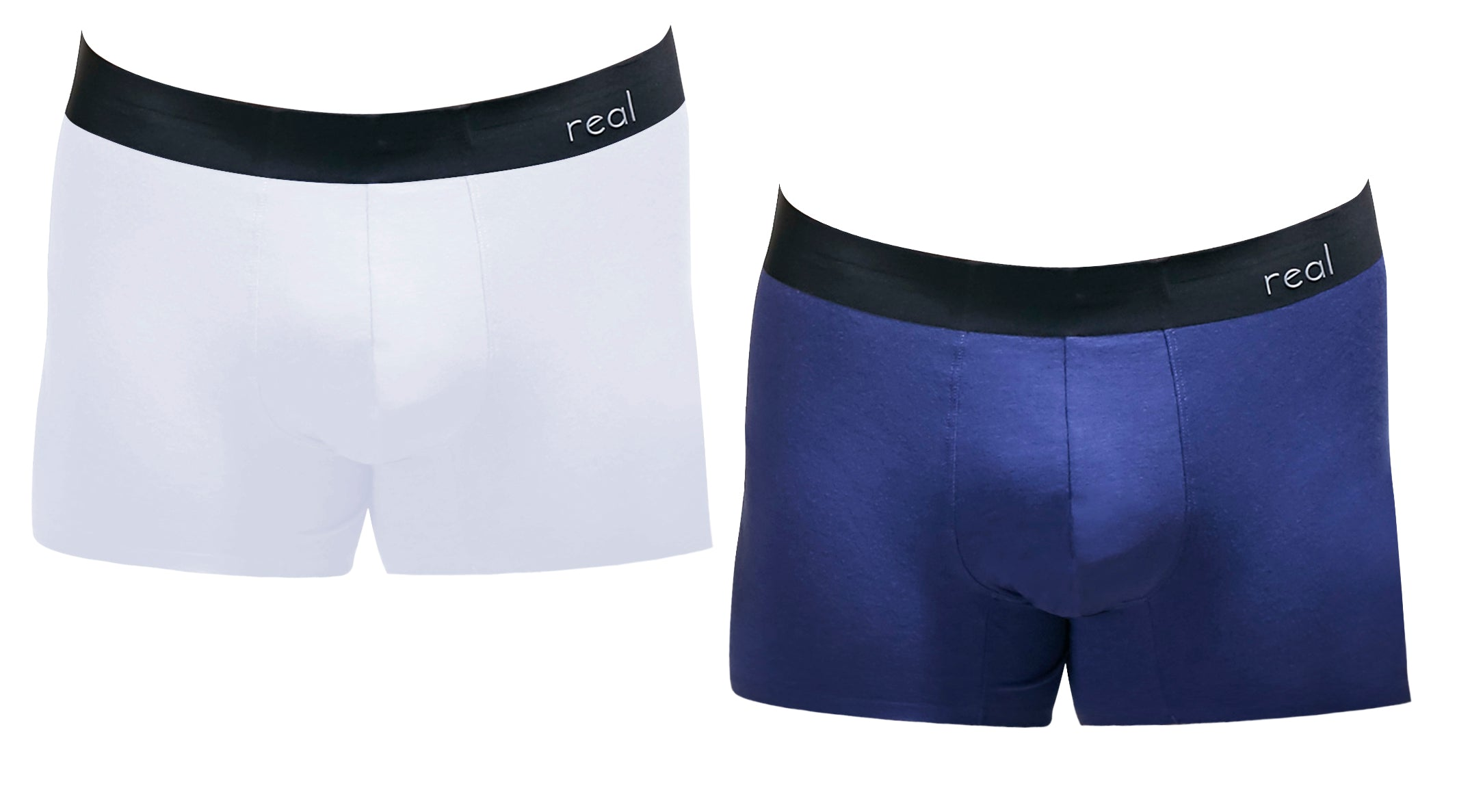 Men's Low Rise Trunk 2 Pack