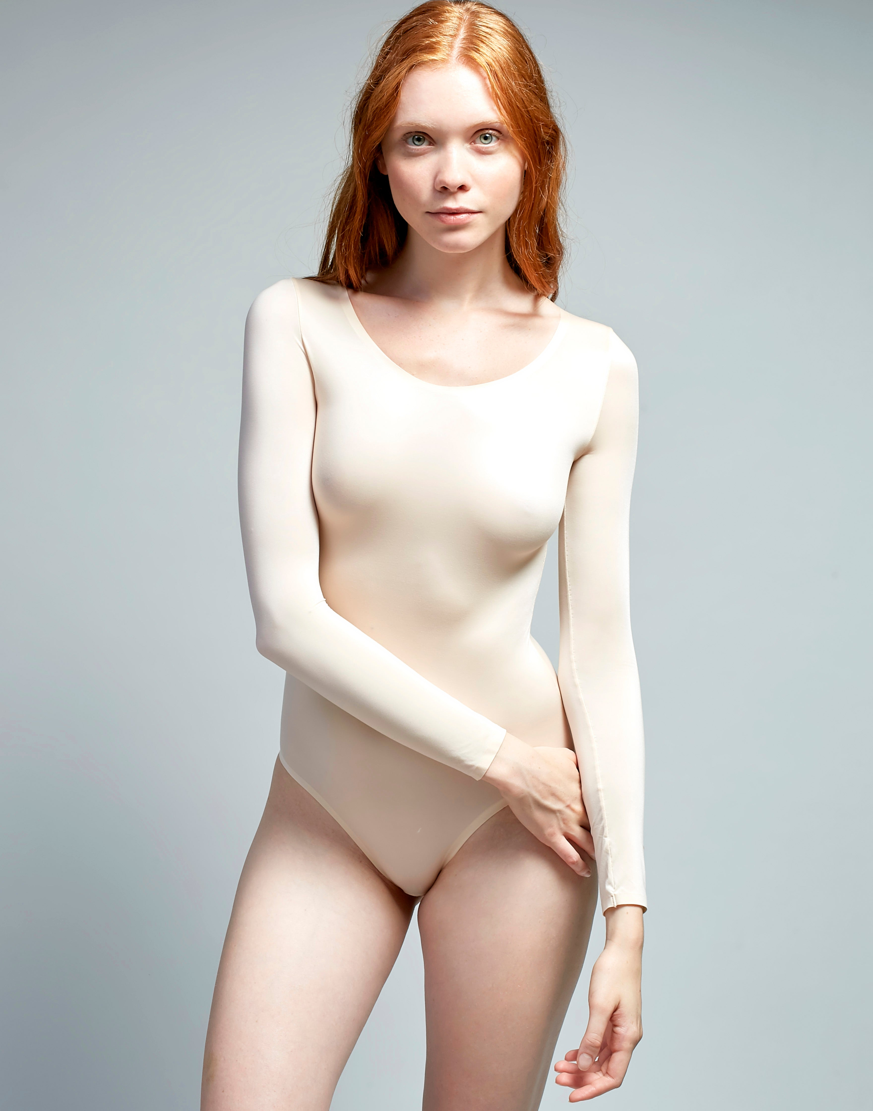 Bare Long Sleeve Bodysuit