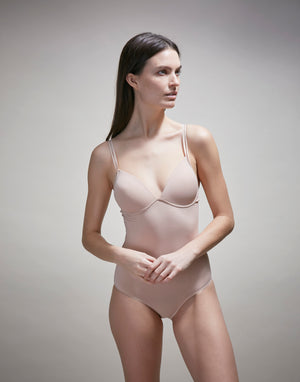 Core Essentials Wire Free Bodysuit
