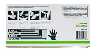 Reliance Powder Free Vinyl Gloves (100 pcs)