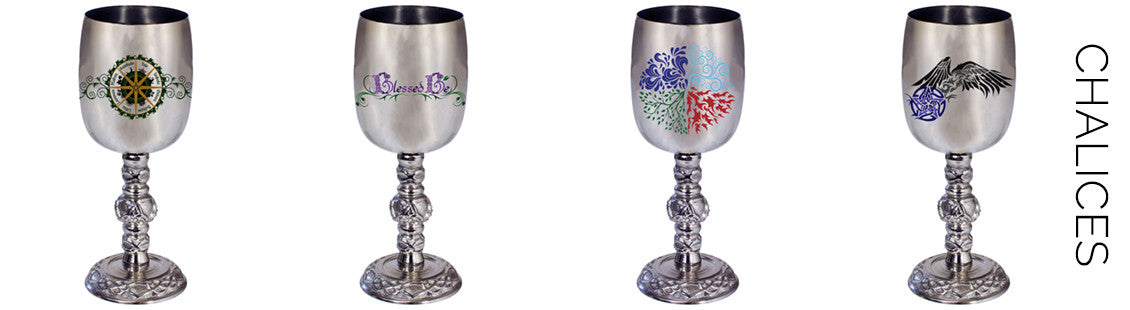 Ritual Chalices and Altar Chalices