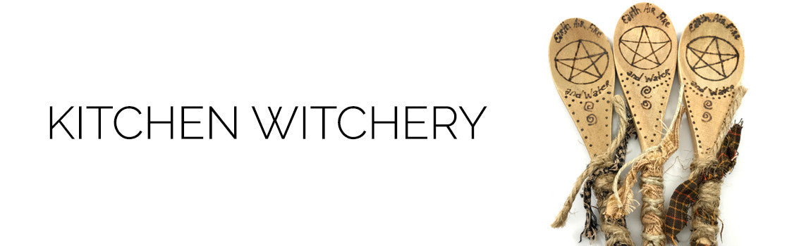 Kitchen Witchery Products