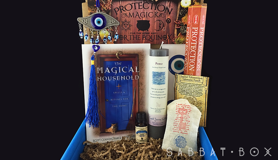 Discover the 2016 Mabon Sabbat Box - Protection Magick for the Home and the Equinox