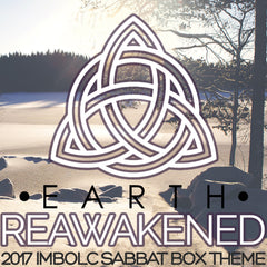 Imbolc Sabbat Box Theme Release - Earth Reawakened
