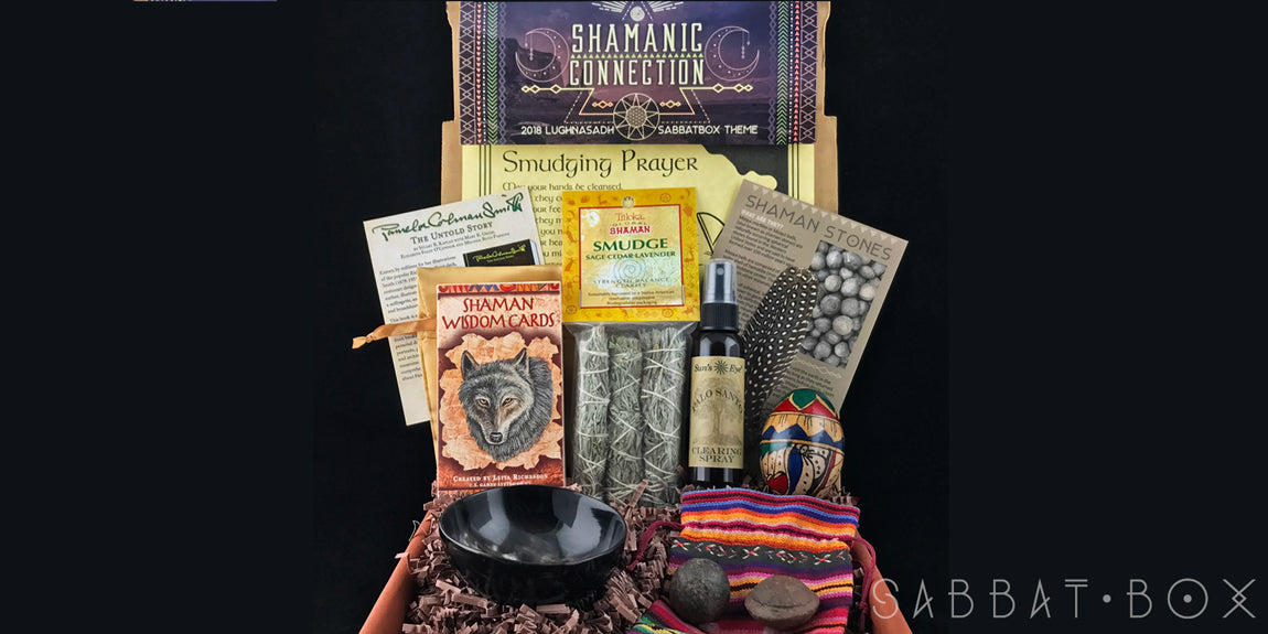 2018 Lammas Lughnasadh Sabbat Box Theme - Shamanic Connection