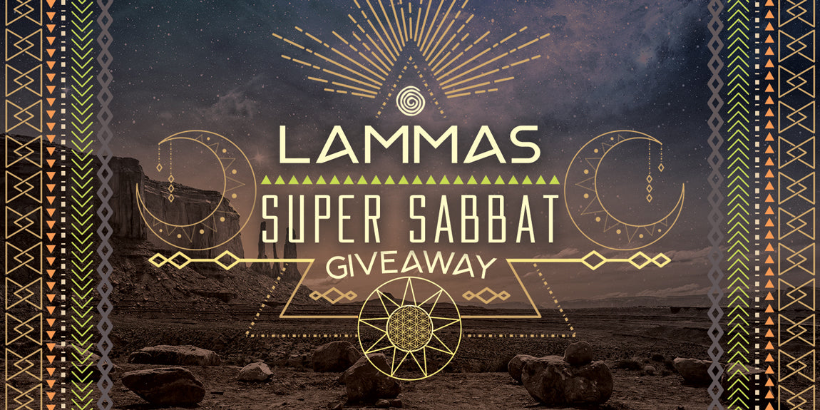 Lammas Lughnasadh 2018 Super Sabbat Giveaway with Sabbat Box