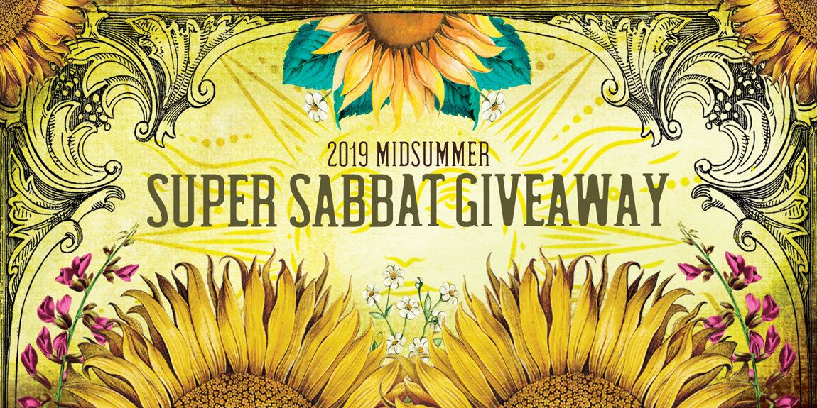 Midsummer 2019 • Super Sabbat Giveaway Registration
