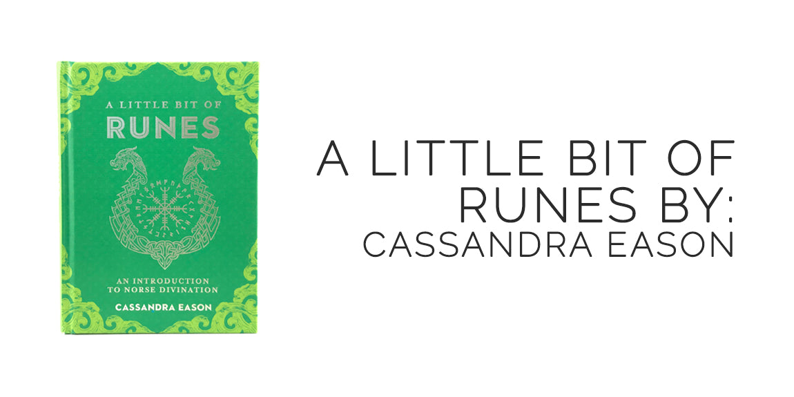A Little Bit Of Runes by Cassandra Eason - Sabbat Box