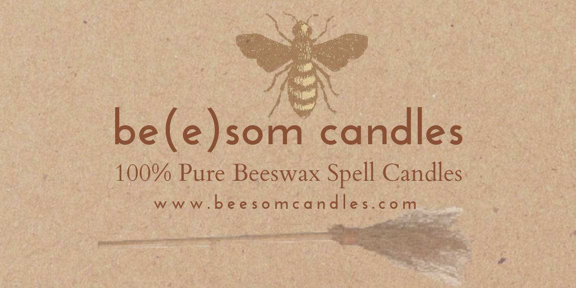 Beesom Candles Handmade Beeswax Spell Candles - Sabbat Box