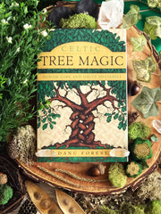 Celtic Tree Magic By Danu Forest - Beltane 2018 Sabbat Box - Celtic Tree Magick