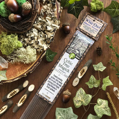 Celtic Tree Magick Stick Incense By Charme Et Sortilege