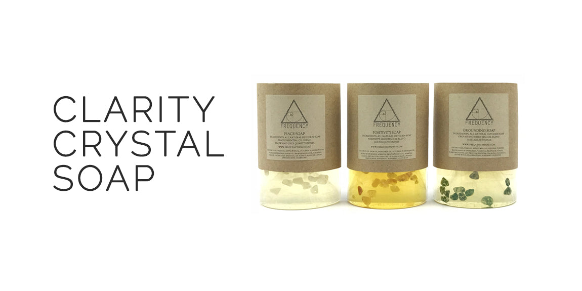 Clarity Crystal Soap By Frequency
