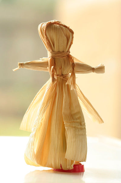 History Of The Corn Doll