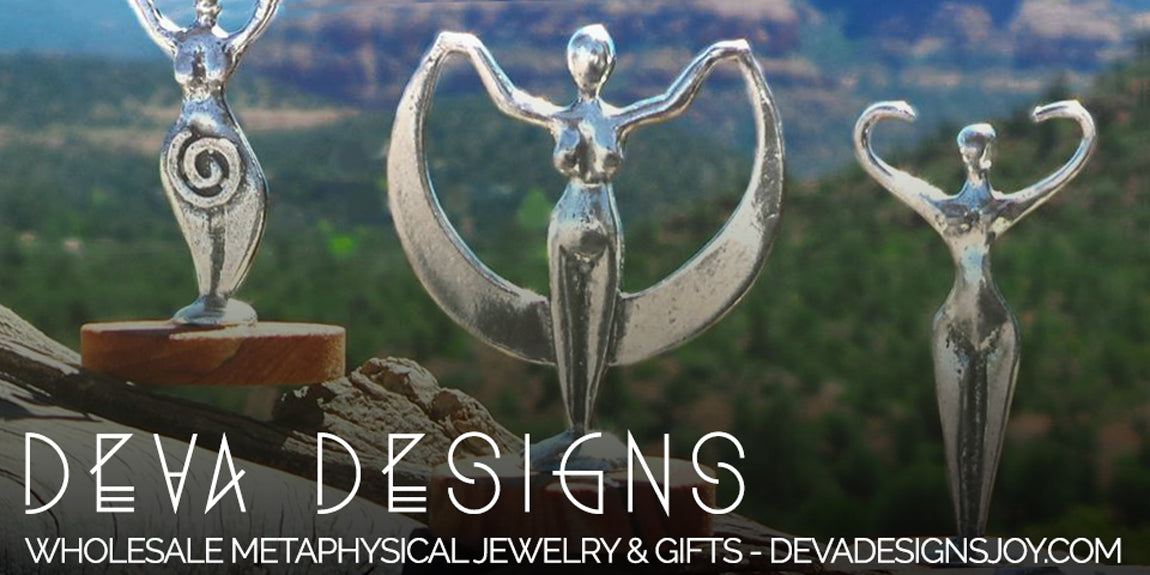Deva Designs Wholesale Jewelry and Metaphysical Supplies