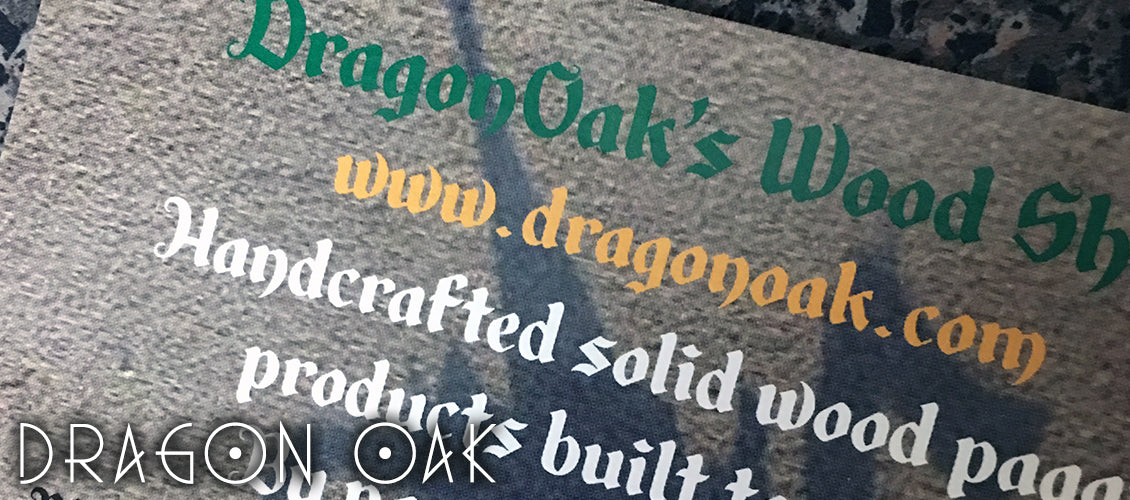 Dragon Oak Wood Shop Pagan Supplies and Runes