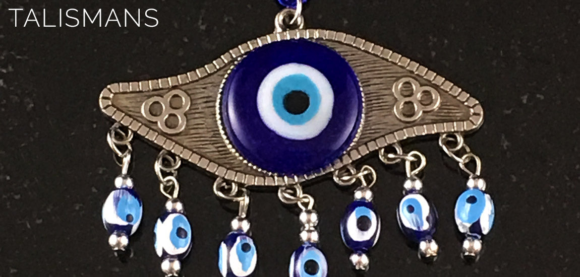 Evil Eye Talismans For Protection - Home Protection Talismans