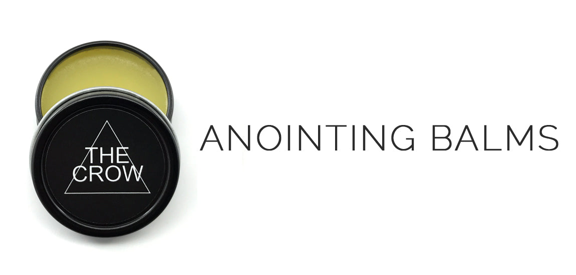 The Crow Anointing Balm By FOG - Samhain Sabbat Box