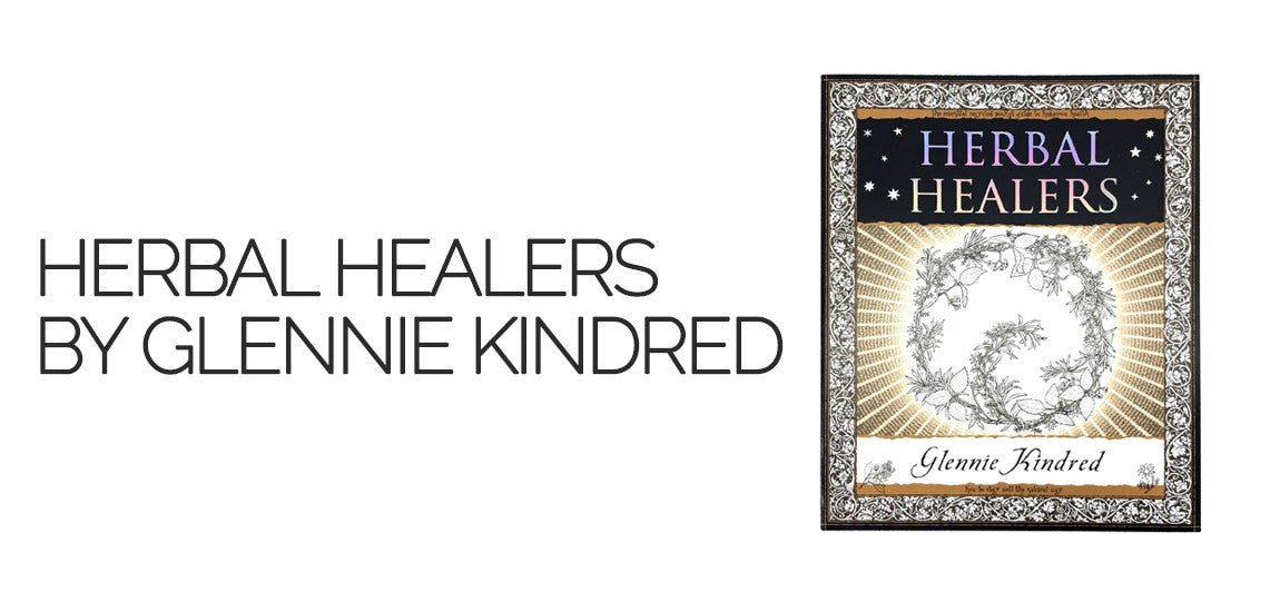 Herbal Healers By Glennie Kindred