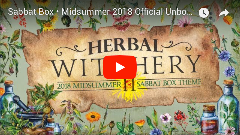 Midsummer 2018 Unboxing Video