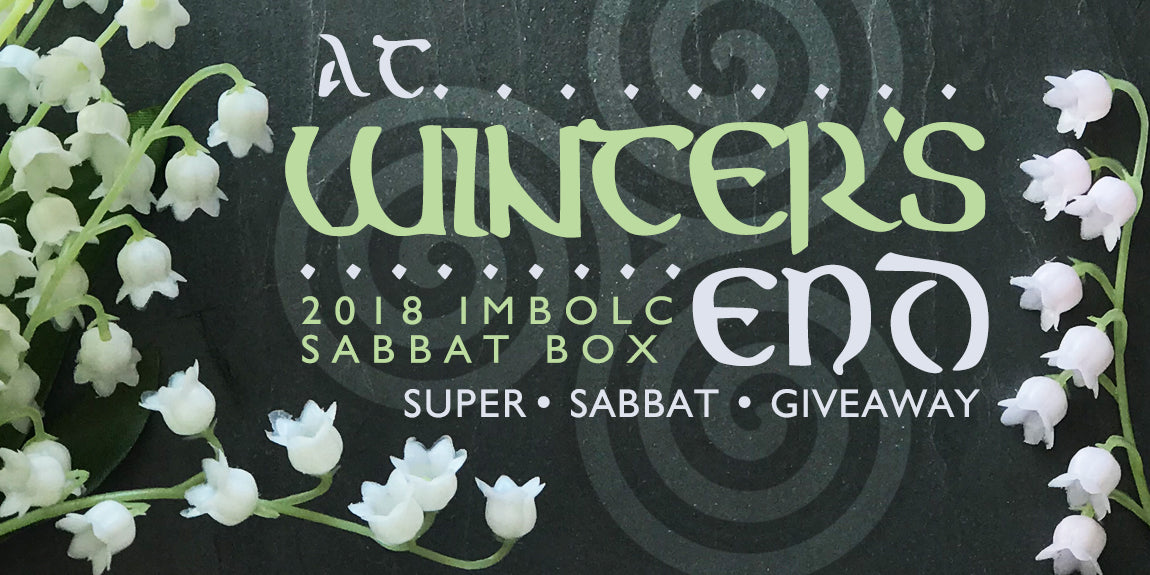 Imbolc 2018 • Super Sabbat Giveaway Registration