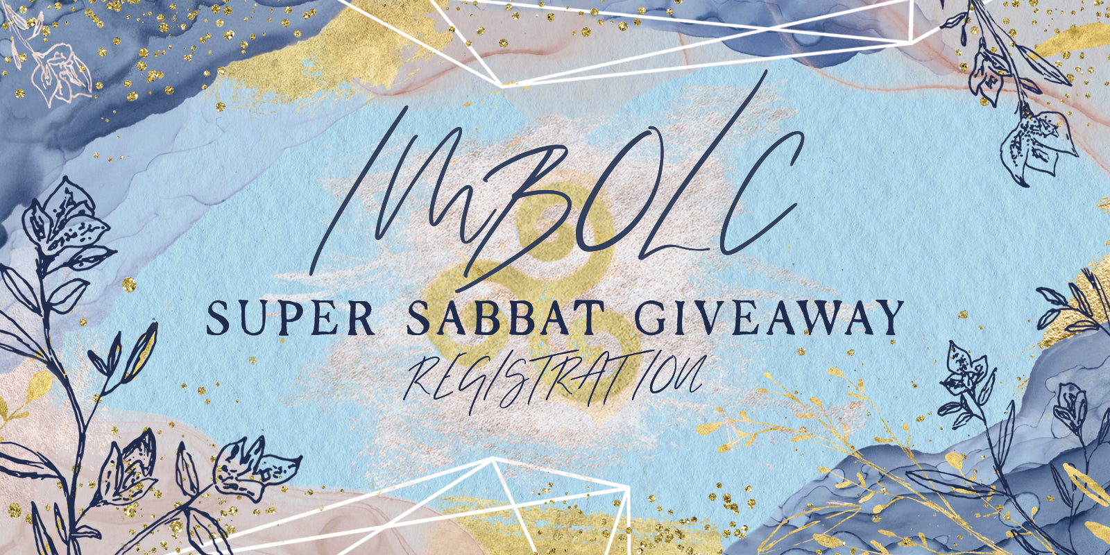 Imbolc 2019 • Super Sabbat Giveaway Registration