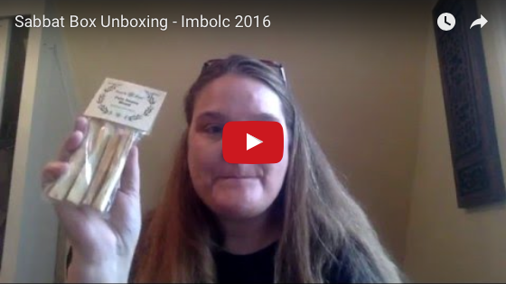Imbolc Super Sabbat Giveaway Winner