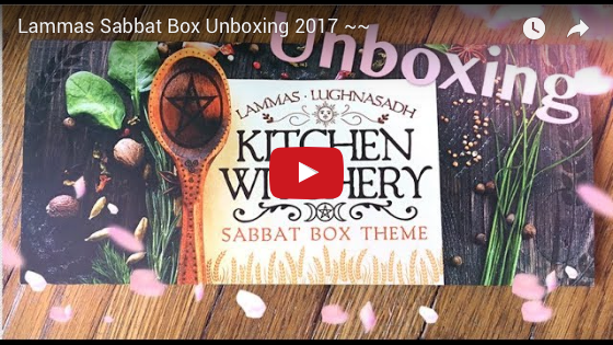 Lammas Super Sabbat Giveaway Winner - 2017