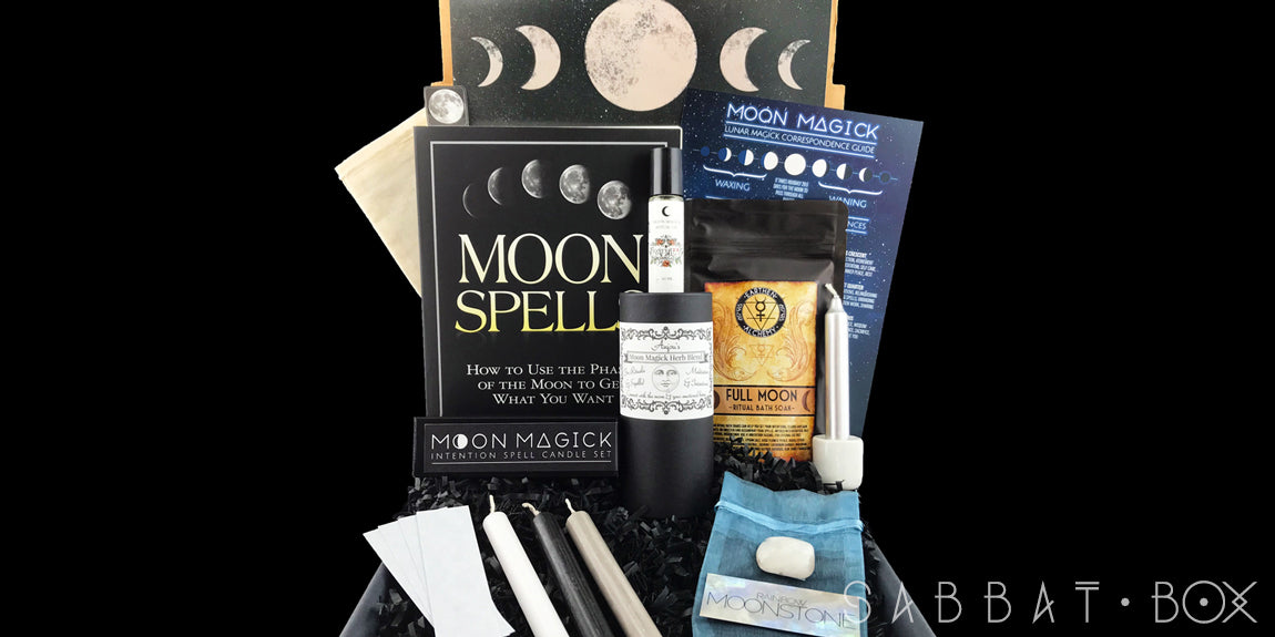 Discover the 2018 Mabon Sabbat Box • Moon Magick II