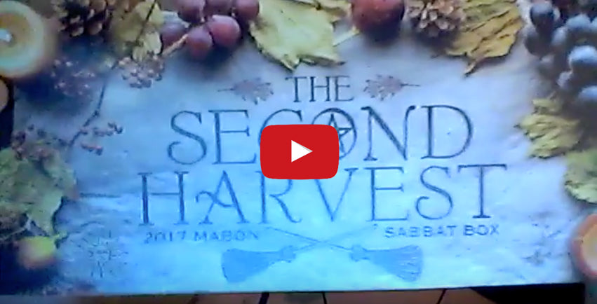 Mabon Super Sabbat Giveaway Winner for 2017