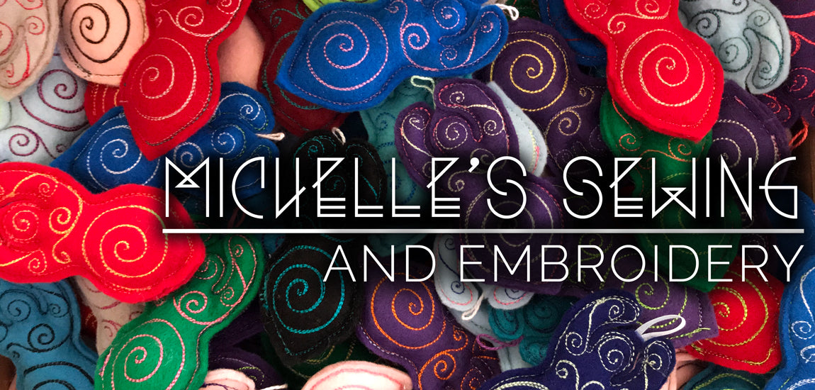 Michelle's Sewing and Embroidery