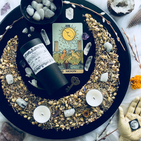 Anjou's Moon Magick Herbal Blend