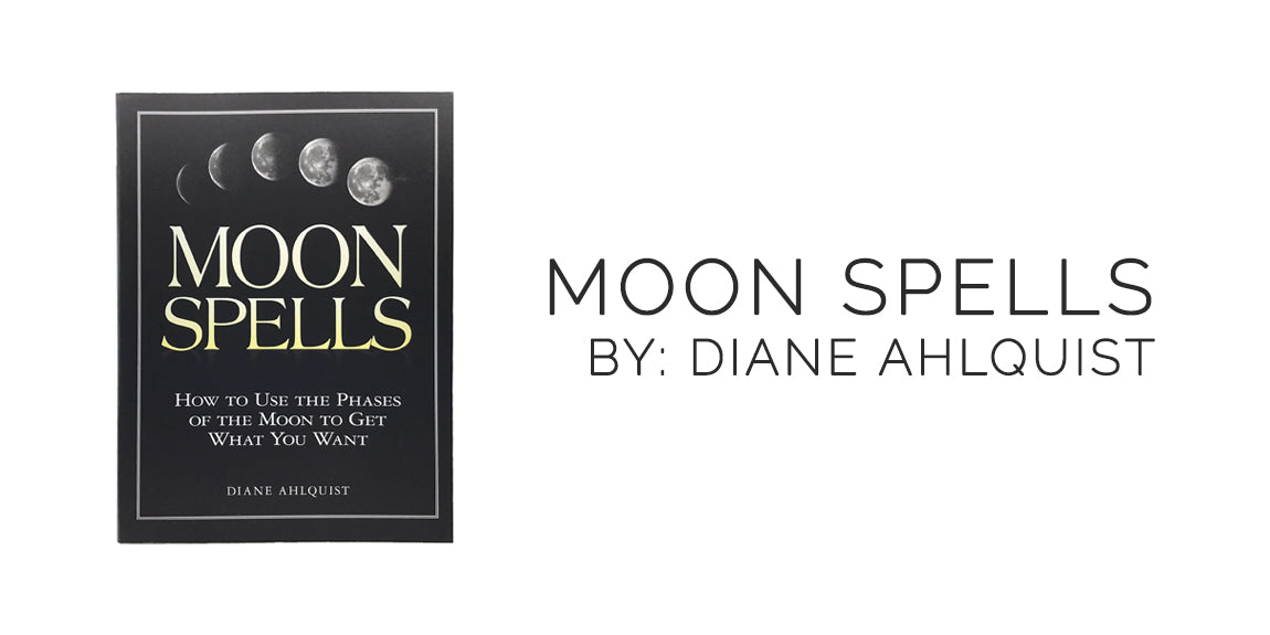 Moon Spells By Diane Ahlquist - Sabbat Box - Moon Magick
