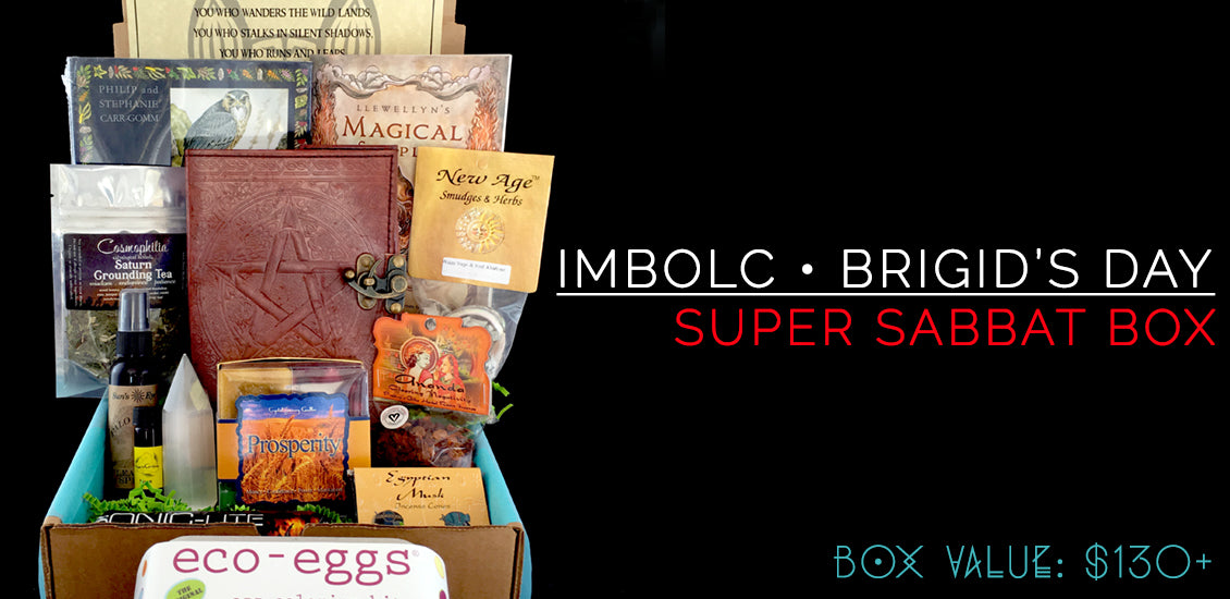 Imbolc Super Sabbat Giveaway Box