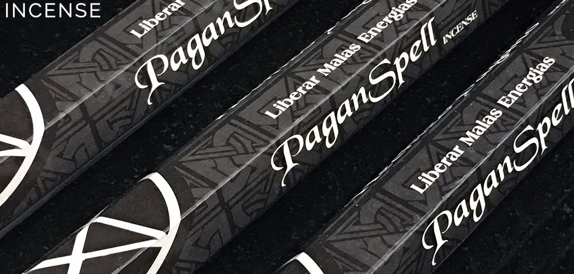 Pagan Spell Incense by S.A.C.
