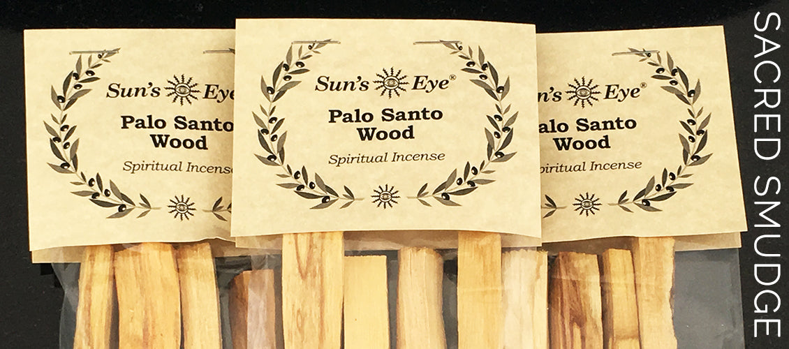 Palo Santo Incense - Sacred Wood Incense