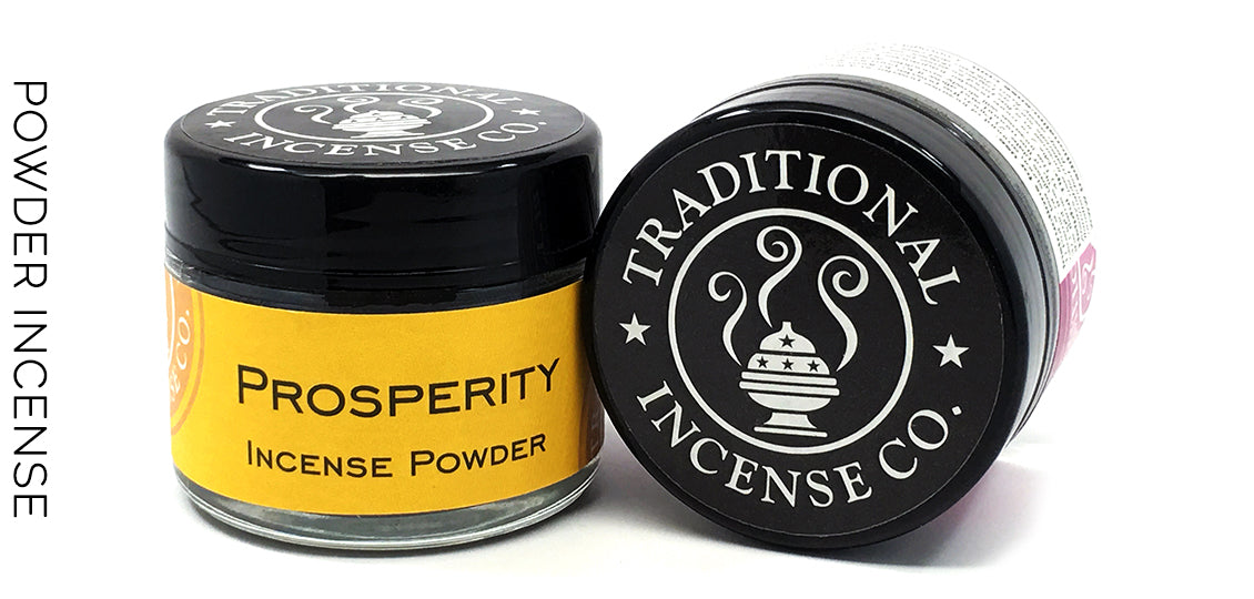 Self Burning Prosperity Incense Powder