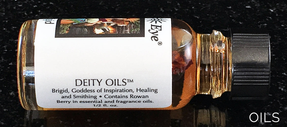Brigid Ritual Oil By Sun's Eye