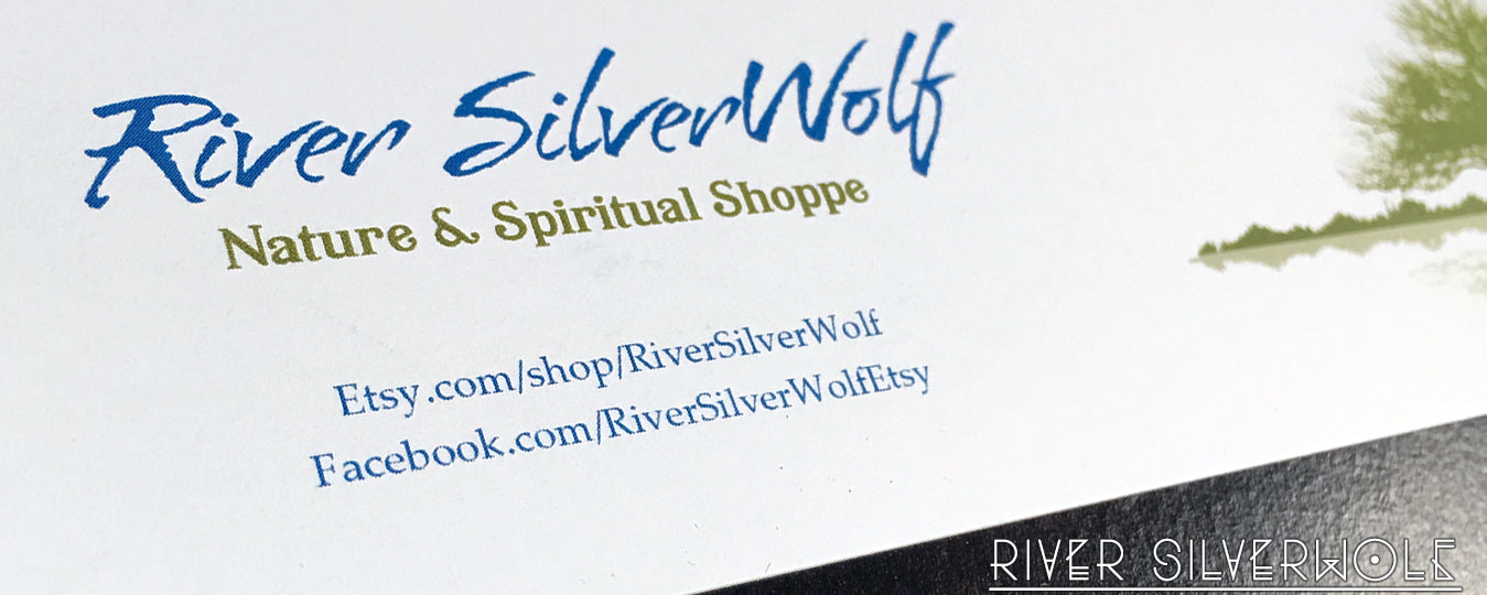 River Silverwolf Nature and Spiritual Shoppe