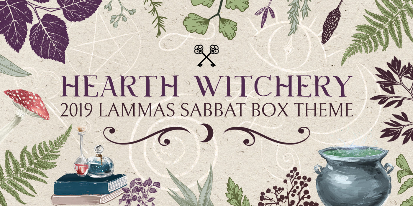Sabbat Box-A Witch Subscription Box For Wiccans and Pagans