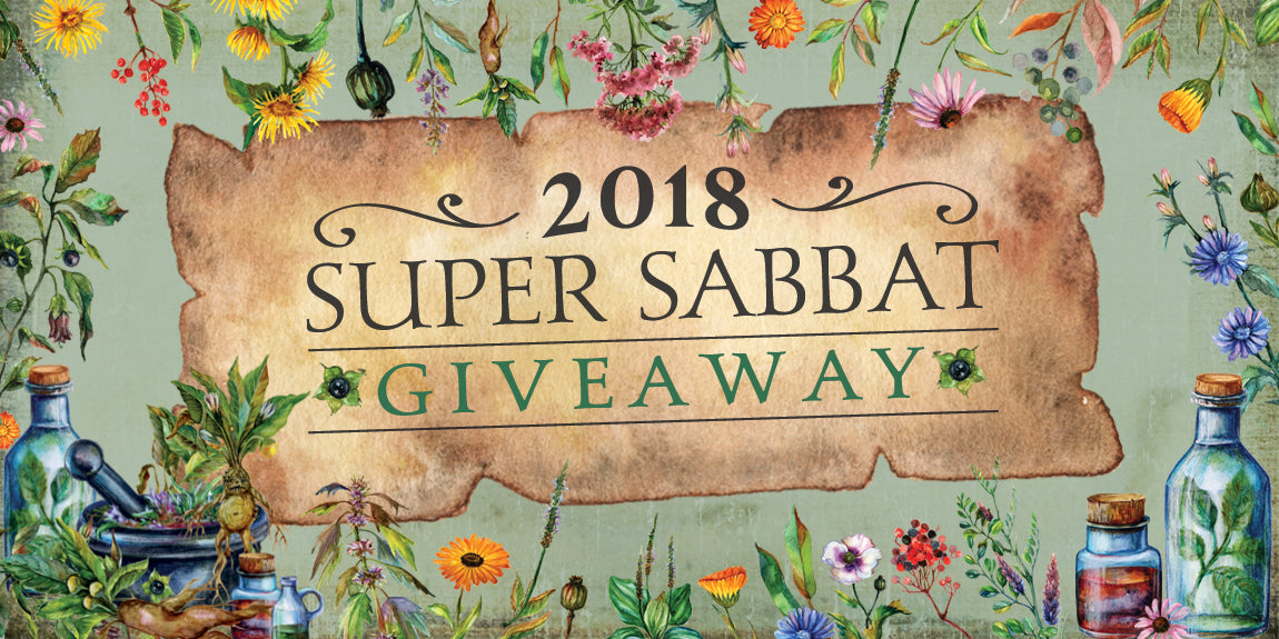 Midsummer • Super Sabbat Giveaway Registration