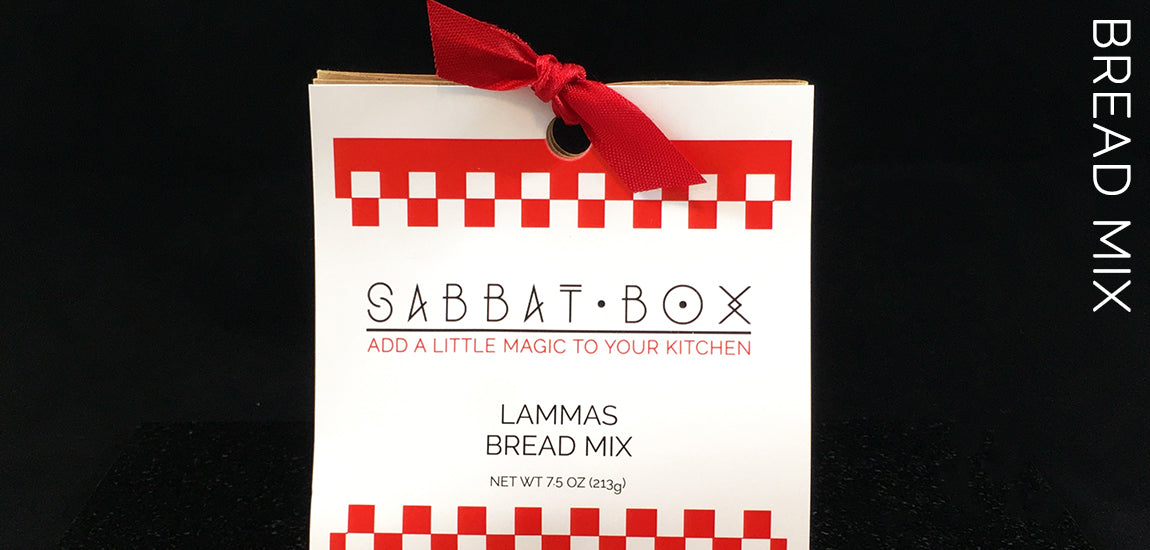 Lammas Bread Mix Kits - Sabbat Box - Witches Harvest
