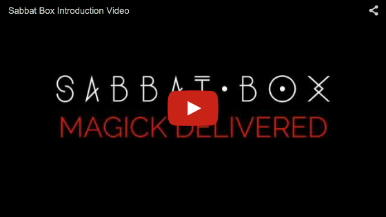 Sabbat Box Promo Video
