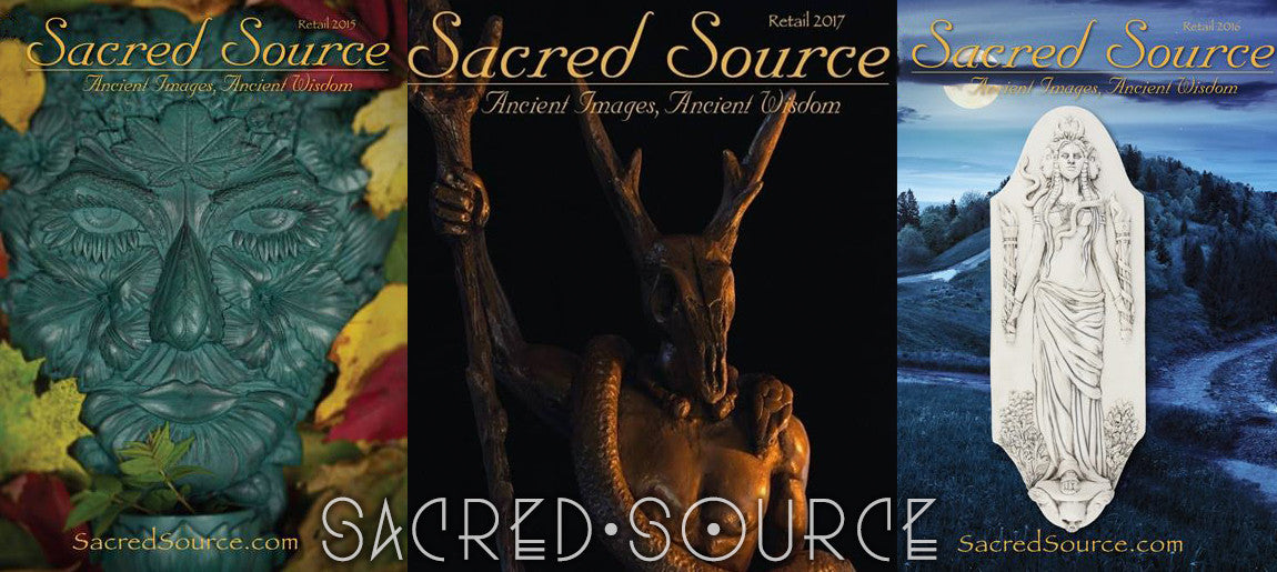 Sacred Source Featured Vendor - Lammas Sabbat Box