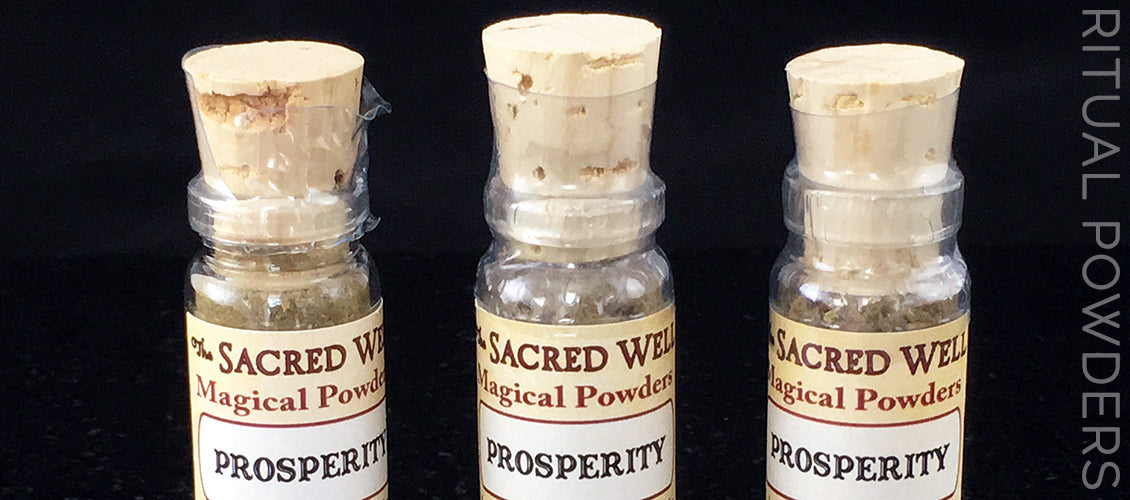 Prosperity Ritual Powders - Sabbat Box