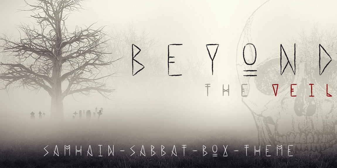 Samhain Sabbat Box - Beyond The Veil