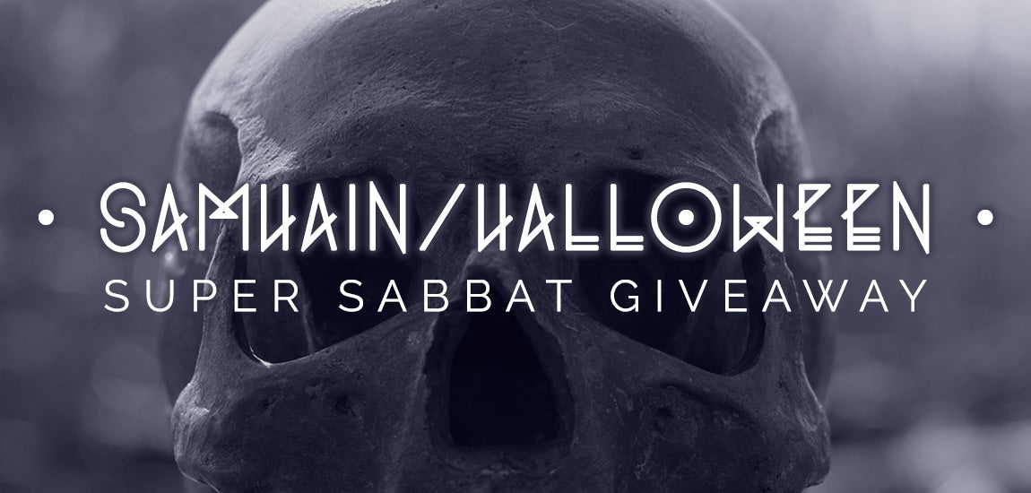 Samhain 2016 Sabbat Box Super Sabbat Giveaway Video Registration