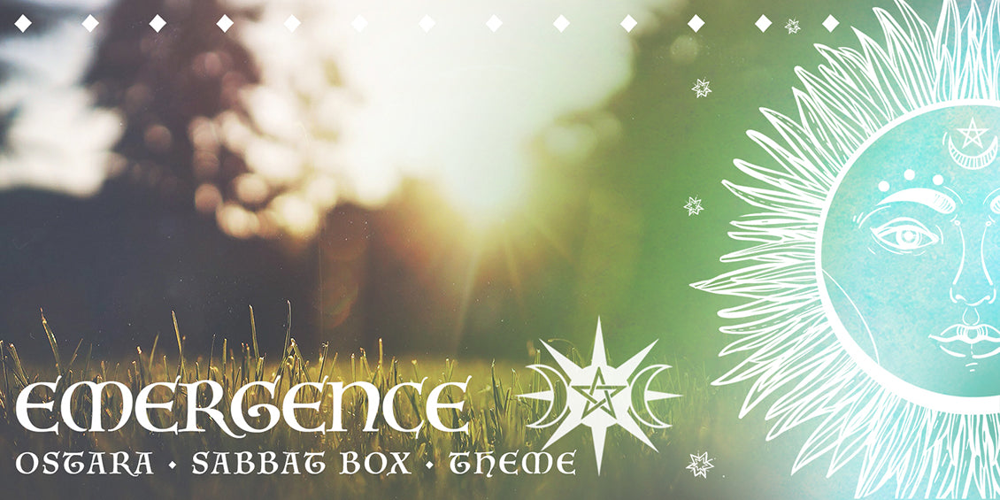 Sabbat Box - A Subscription Box For Wiccans and Pagans
